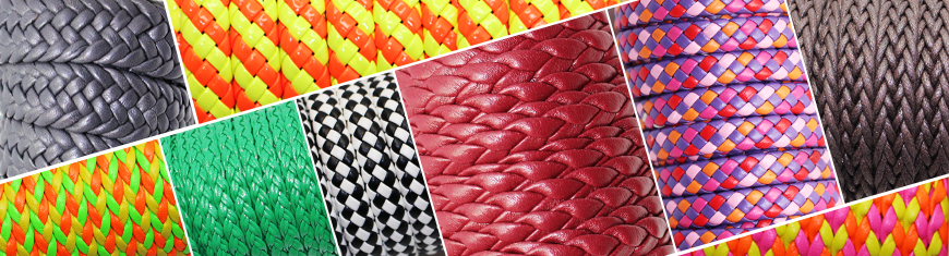 Eco Braided Leather