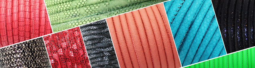 Eco-Nappa Leather Cords