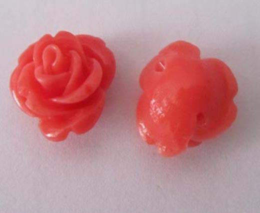 Rose Flower - 18mm