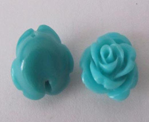 Rose Flower - 24mm