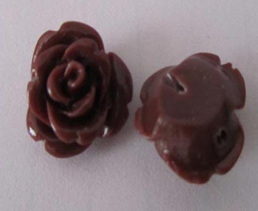 Rose Flower - 28mm