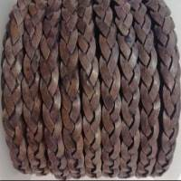 5mm Flat Braided Cords