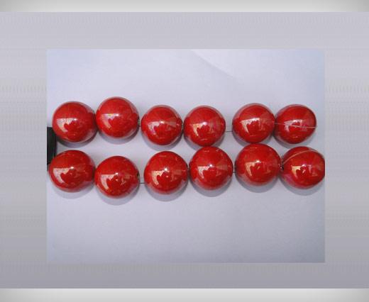 Ceramic  Round - 30mm