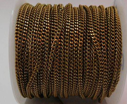 Fine Chains ( Style 2 ) Size 1;0 mm