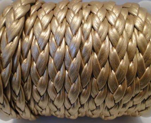 Flat Eco Braided Cords - 10mm