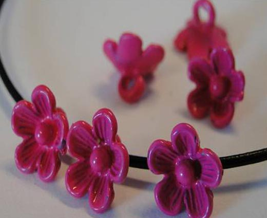 Metal Beads - Flowers