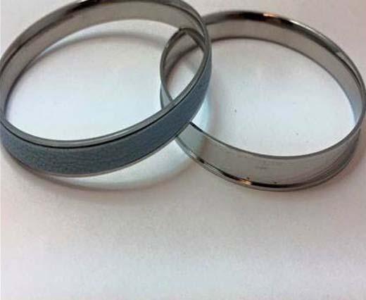 Metal Bracelet Components in Stainless Steel