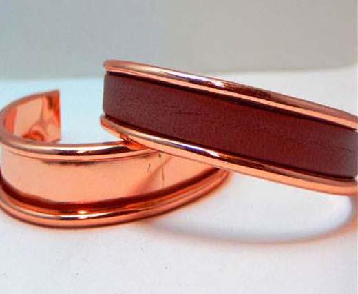 Metal Frames in Rose Gold Colour