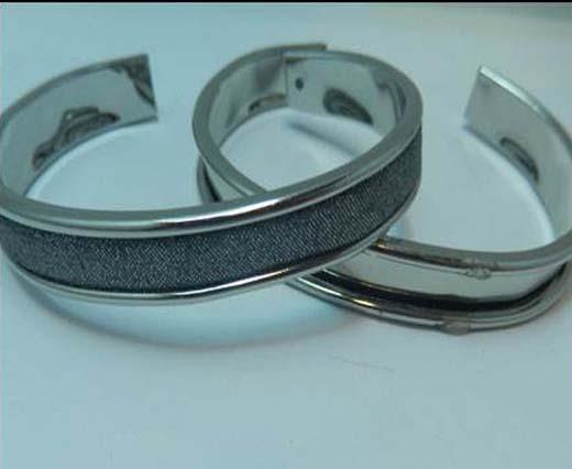 Metal Frames in Steel Colour