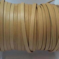 Round Leather Cords in various sizes and styles