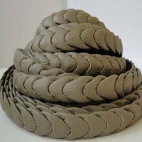 Real Nappa Leather Cords - Punch Style