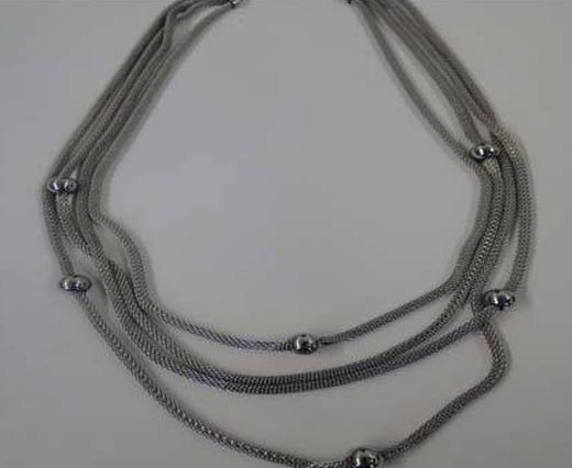 Stainless  Steel Ready Necklaces