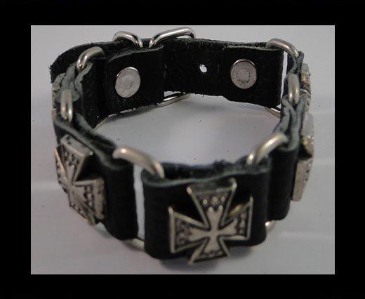 Leather bracelet SUN-BO530