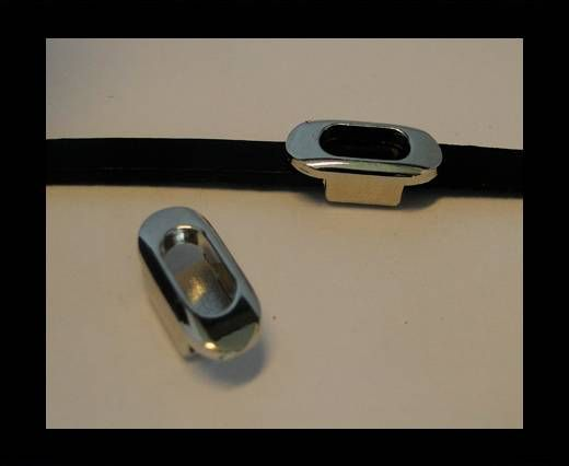 CA-4644-Steel Finish-Zamac parts for leather
