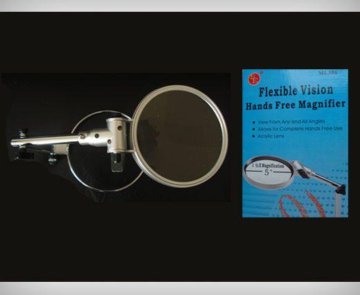 Flexible Vision Hands Free Magnifier