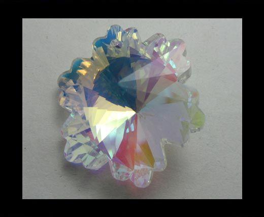 Glass Crystal Beads KL-07