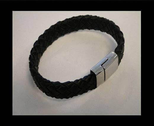 Leather Bracelets MLBSS-8