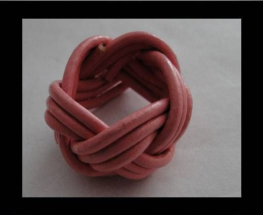 Leather-Ring-Light Pink