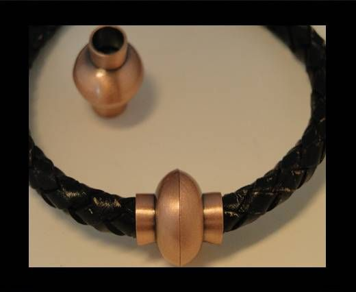 Magnetic Locks -MGL-4-5mm-Powdered Antique Copper