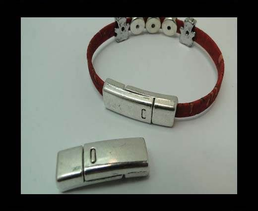 MGL-340-6*3mm-Antique SILVER