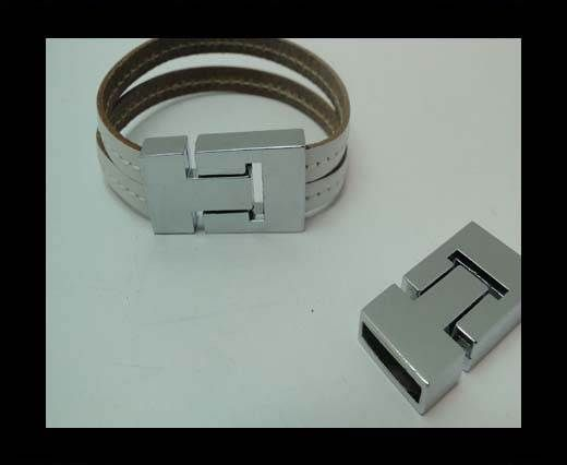 MGL-368-12*2mm-Antique Silver