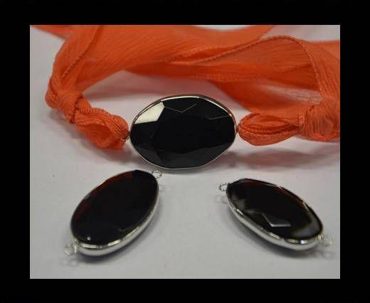 Semi Precious Stones item 2-Black