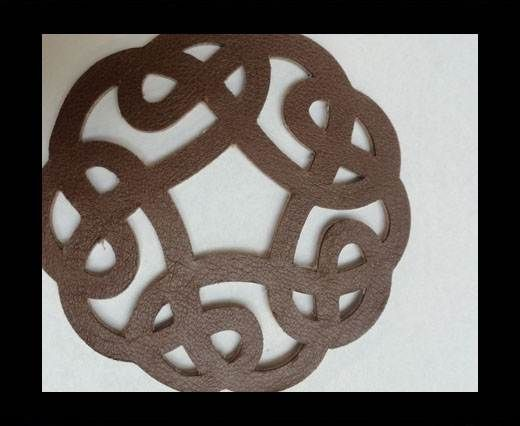 TRIBAL-10cms-style2-BROWN