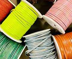 Buy Leather Cord Leather String  at wholesale prices