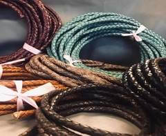 Buy Leather Cord Braided Leather  at wholesale prices