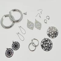 Buy Stainless Steel Earrings Findings  at wholesale prices