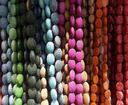 Buy Leather Cord Sting Ray Cords and Beads  at wholesale prices