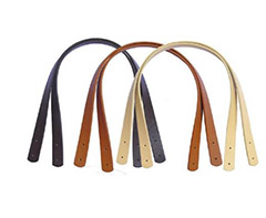 Buy Leather Cord Leather Accessories Leather Bag Handles  at wholesale prices
