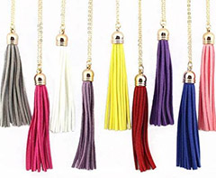 Buy Leather Cord Leather Accessories  Tassels  at wholesale prices