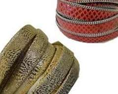 Buy Leather Cord Exotic Leather   at wholesale prices