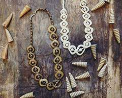 Buy Jewelry Making Supplies Horn Necklaces  at wholesale prices
