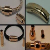 Buy Clasps Magnetic Clasps  Stainless Steel Magnetic Clasps Rose Gold Clasp at wholesale prices