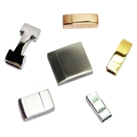 Buy Clasps Magnetic Clasps  Stainless Steel Magnetic Clasps Flat Clasps   at wholesale prices
