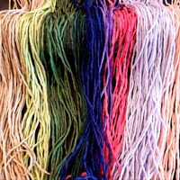 Buy Silk Cords and Ribbons Pure Thin Silk Cords  at wholesale prices