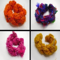 Buy Silk Cords and Ribbons Pure Rough Silk Cord at wholesale prices