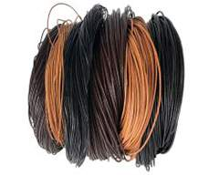 Buy Leather Cord Round Leather Round Leather Cords - 0.5mm  at wholesale prices