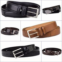 Buy Leather Cord Leather Accessories  Leather Mens Belts   at wholesale prices