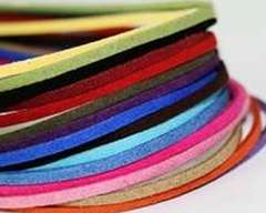 Buy Leather Cord Real Suede at wholesale prices -Sun Enterprises