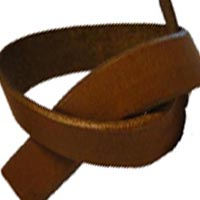 Buy Leather Cord Flat Leather Italian Leather Cord  10mm   at wholesale prices