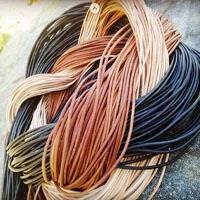 Buy Leather Cord Precut Length  at wholesale prices