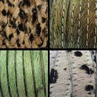 Buy Leather Cord Hair-On Leather  at wholesale prices