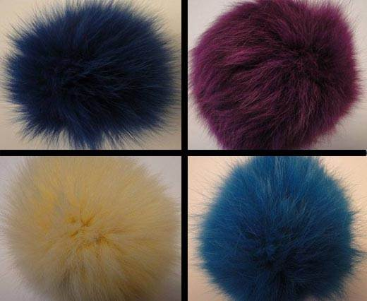 Buy Autres Fourrures et plumes Fourrure de renard - 14cm  at wholesale prices