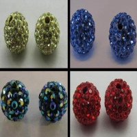 Buy Perles Shamballa Rondes 12mm  at wholesale prices