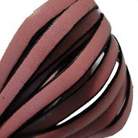 Buy Cordons en Cuir Plats Italien 5mm  at wholesale prices