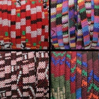 Buy Cordoncino in eco pelle Cordone di cotone multicolore 5mm  at wholesale prices