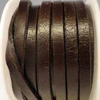 Flaches Leder - schlicht